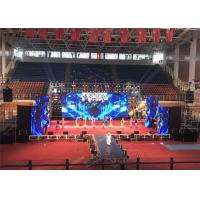 Cheap P4.81 Indoor Stage LED Screen 280HZ High Refresh For Stage Background for sale