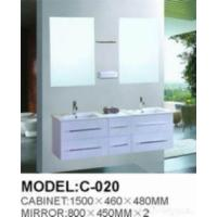 Cheap Cheap Antique Mdf Bathroom Vanity for sale
