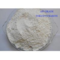 Cheap Heavy Weight Additive Drilling Fluids Barite With 200 / 300 / 325 Mesh for sale
