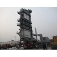 Cheap 240 Ton Capacity Asphalt Batch Mixing Plant With Ready Bin Underneath Mixing Tower wholesale