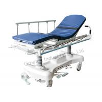 China Shock Proof Patient Transfer Stretcher Hydraulic Rise - And - Fall System on sale