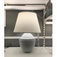 Cheap Hot Sale White Ceramic Table Lamp for sale