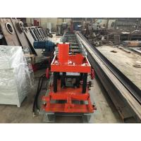 Cheap CE Compliance C Z Quick Change Purlin Roll Forming Machine / Roll Form Machines for sale