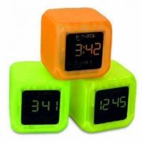 Cheap Plastic Digital Table Clock for sale