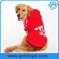 Cheap Factory Wholesale Pet Supply Product Cheap Large Pet Dog Coat Dog Clothes for sale