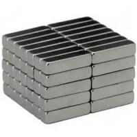 China Block N52 sintered Neodymium Magnet/Permanent Magnet on sale