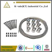 Cheap China high quality stainless steel wire rope steel cable steel wire /wire rope for sale