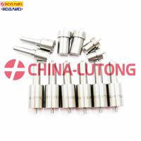 Cheap mitsumbishi injector nozzle 105015-4380 DLLA154S374N438 multiple nozzle assembly for sale
