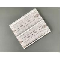 Cheap Soundproof Pvc Shower Wall Panels , Bathroom Cladding Panels Long Working Life for sale