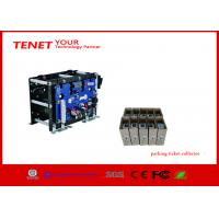 Cheap RFID card collector , paper ticket collector parking lot system use for sale