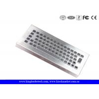 Buy cheap Waterproof Industrial Desktop Keyboard PS/2 Or USB Interface With 65 Keys from Wholesalers
