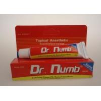 China 5% Lidocaine Dr. Numb Pain Relief Topical Pain Tattoo Anesthetic Cream on sale