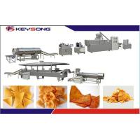 Buy cheap Fully Automatic Doritos Making Machine , Tortilla Chip Machine 1.5 Years from wholesalers