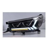 Buy cheap 12V LED Modified Headlight For Toyota Hilux Revo Rocco 2015+ / 4x4 Auto from wholesalers