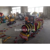 Cheap Lovely Kiddie Rides Amusement Equipment Machine inflatable halloween train for sale