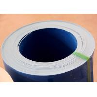 China Colored Flexible PVC Flat Sheet Roll For Sandwich Panel Materials on sale