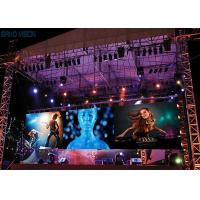 Cheap HD P2.6mm Stage Rental LED Display Video Wall Panels SMD2121 With 2 Years Warranty for sale