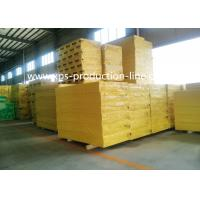 CFC / HCFC / HFC Free CO2 Extruded Polystyrene Insulated Sheet for Building Insulation