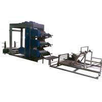Cheap Packaging Materials Flexographic Printing Press Six Color Easy Operation for sale