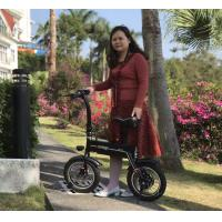Cheap Bluetooth Foldable Electric Scooter 12'' Brushless Compact K Shape wholesale