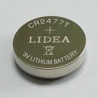 China CR2477 lithium coin cell on sale