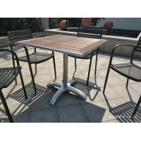 Quality Modern Outdoor Table base Aluminum Table legs 26'' Cross Base Outdoor Furniture wholesale