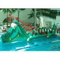 Cheap Inflatable Park Aquatic Inflatable Aqua Park Inflatable Water Obstacle Course For Kids for sale