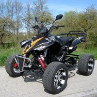 Cheap Water cooled Manual Clutch Youth Racing ATV CG 250cc / Off Road Four Wheelers for sale