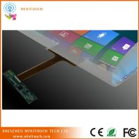 touch foil window projected touch film projective capacitive multitouch foil