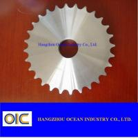 SATI Standard Taper Bore Sprocket , Industrial Sprocket As Per Sati Standard , Stainless Steel Sprocket