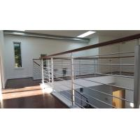 Cheap 10 Years Warranty Stainless Steel Rod Railing/ Metal Wires Railing for sale for sale