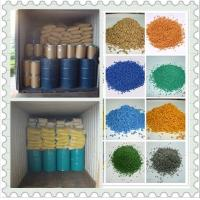 Cheap EPDM Granules Flooring And Adhesives for sale