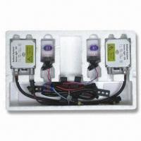 Cheap HID Conversion Kit, Includes 2-piece Bulbs and 2-piece Ballasts for sale