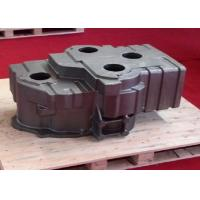 China Parts For Construction Machinery Housing With Smooth Surface Finish Painting on sale