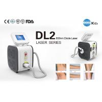 Cheap New Tech TEC Cooling System Germany Bars 808 Diode Laser Hair Removal Machine For Beauty Salon for sale