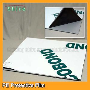 Cheap Medium Adhesive Strength Sheet Metal Protective Film 30M - 2000M Width for sale