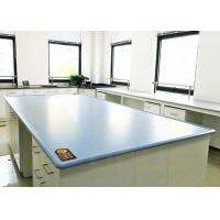 Cheap Blue / Customized Color Chemical Resistant Table Tops Island Bench Type for sale