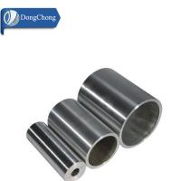 Cheap 6063 Aluminium Hollow Pipe / Anodized Aluminum Pipe Metal Barrier Use for sale