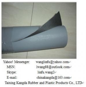 Cheap Single side Teflon coated fiberglass fabric for sale