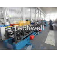Cheap Auto Changeover CZ Purlin Roll Forming Machine / CZ Section Cold Roll Forming Machine for sale