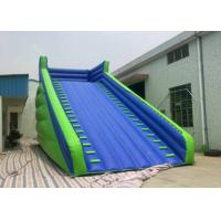 Cheap Customized Outdoor Inflatable Toys Zorb Ball Ramp For Sports Game for sale