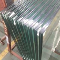 Quality 13.52mm clear tempered laminated glass panels for interior frameless glass wholesale