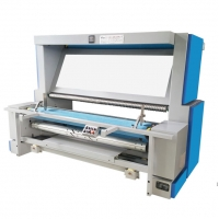 Cheap 2500W Tension Free Knitted Fabric Inspection Machine for sale