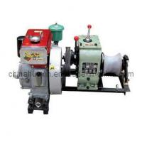 Cheap 8 Tons Diesel Engine Powered Winch (HJM-8C) for sale