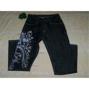 China Cheap wholesale bape jeans,evisu jeans, bbc jeans on sale