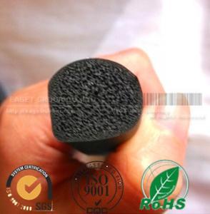 Cheap flexible sponge rubber bumper strip for sale