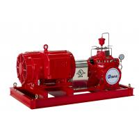 Buy cheap 250 gpm @ 101PSI Electric Motor Driven Fire Pump With Eaton Cotroller UL/FM from wholesalers