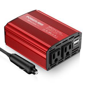 Cheap 12V DC to 110V AC Automotive Power Converter , Vehicle Power Inverter for sale