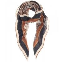 Cheap women printingpure cashmere scarf for sale