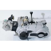 Cheap Single Cylinder Horizontal Motorcycle Engine Parts Water / Oil Cooling for sale